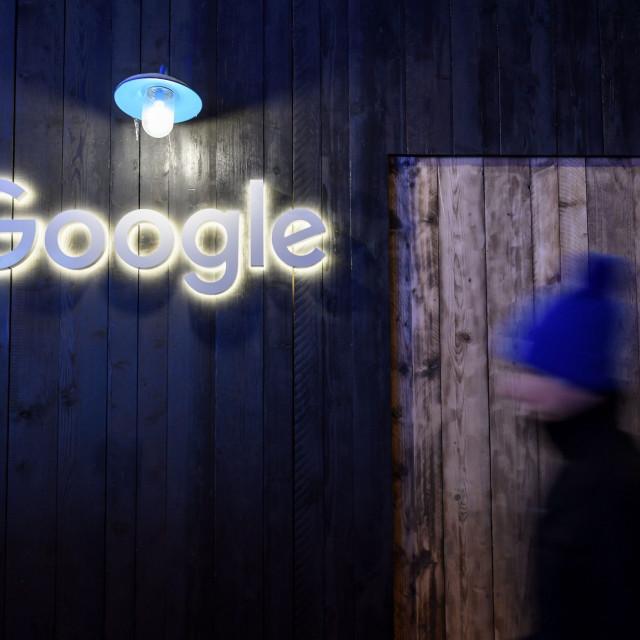 Ilustracija: Logo kompanije Google