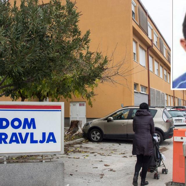 Dom zdravlja u Metkoviću i Gabrijel Bebić