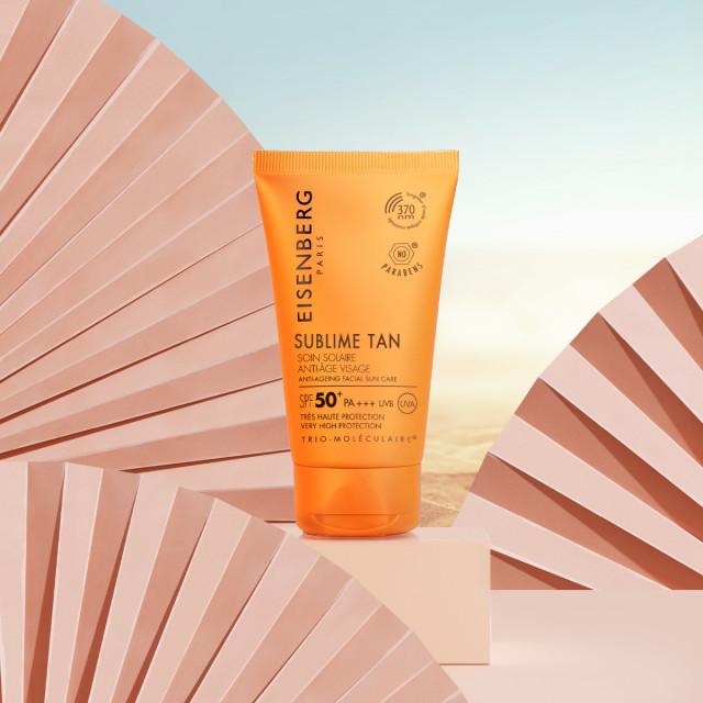 SUBLIME TAN-Anti-Ageing Facial Sun Care SPF 50+