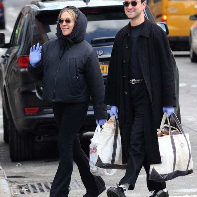 Siniša Mačković i Chloe Sevigny u ožujku 2020. odlučili su se posebno paziti zbog epidemije koronavirusa i njezine trudnoće