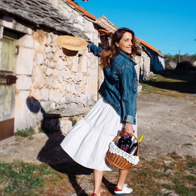 Marijana Batinić utočište nakon zagrebačkog potresa pronašla je u pitoresknom selu