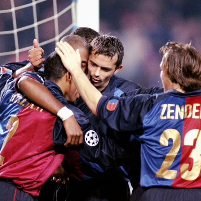 Barcelona 1999.