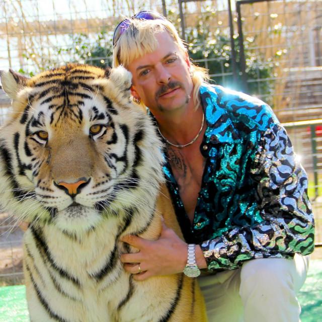 Joe Exotic trenutno služi zatvorsku kaznu zbog nasilja nad životinjama.