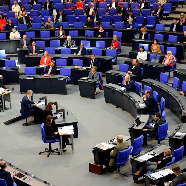 Njemački je parlament (Bundestag) danima bio izložen hakerskom napadu