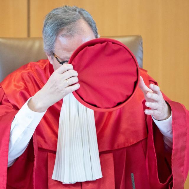 AndreasVosskuhle, predsjednik Njemačkog ustavnog suda