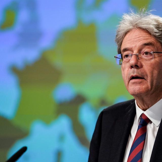 European Commissioner for EconomyPaolo Gentiloni