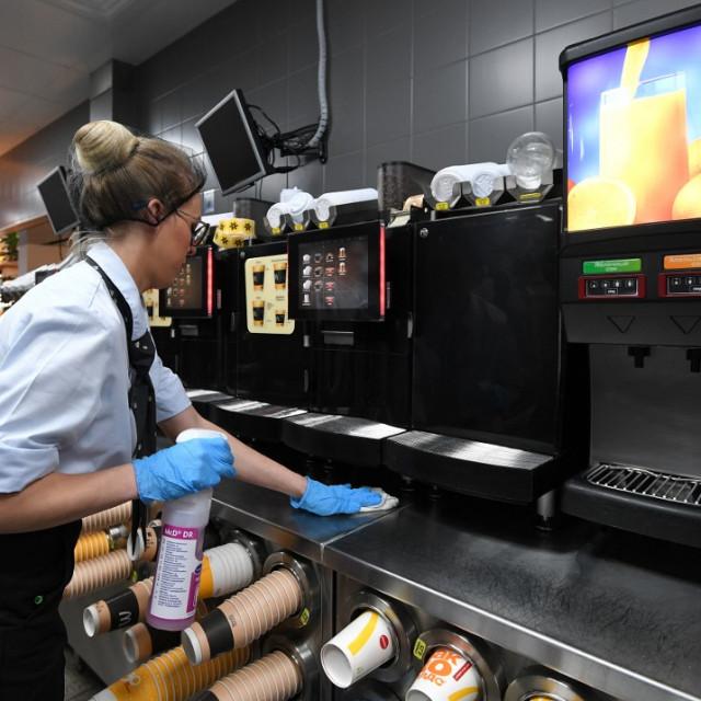 Ilustracija, McDonald's