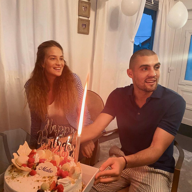 Mateo i Izabel Kovačić proslavili njegov rođendan