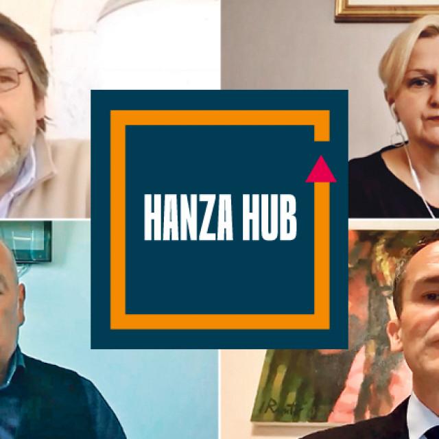Velimir Šonje, Ivana Gažić, Dubravko Štimac, Ante Žigman