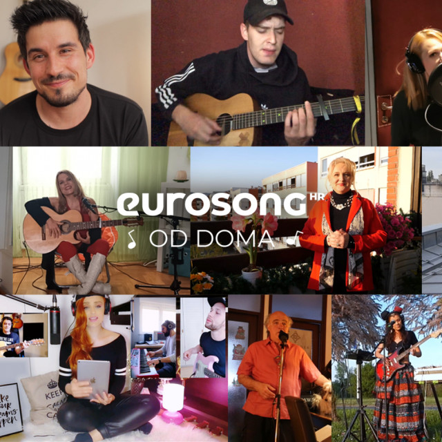 Eurosong od doma_participants