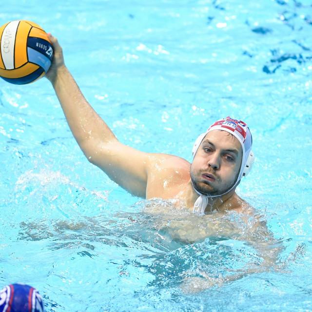 Kapetan Andro Bušlje vodi 'Barakude' prema novoj medalji