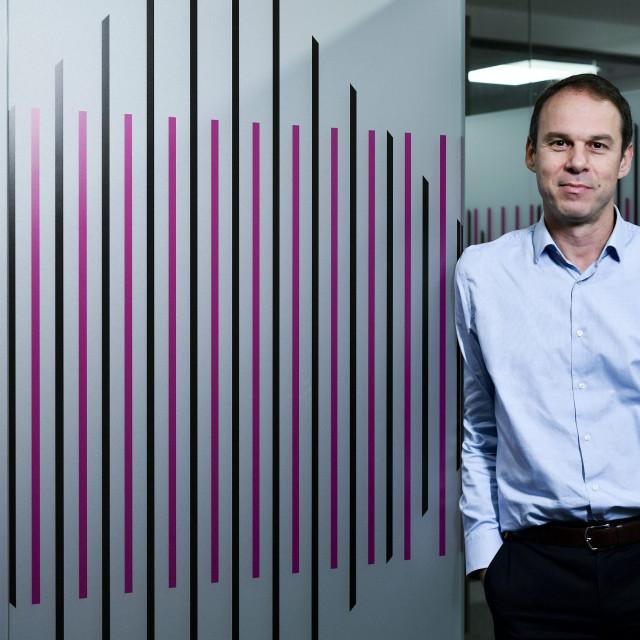Kostas Nebis, predsjednik uprave i CEO Hrvatskog Telekoma