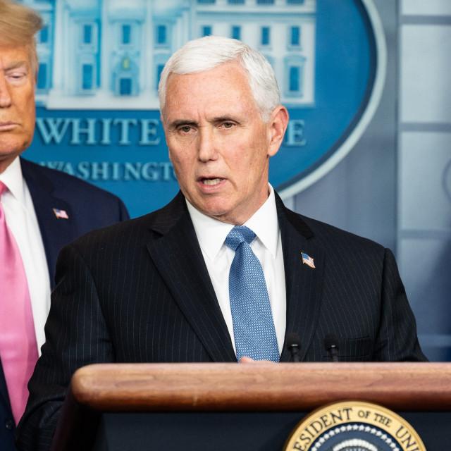 Doanld Trump i Mike Pence