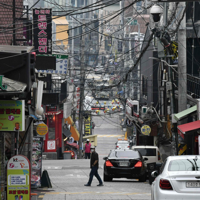 Itaewon, Seul
