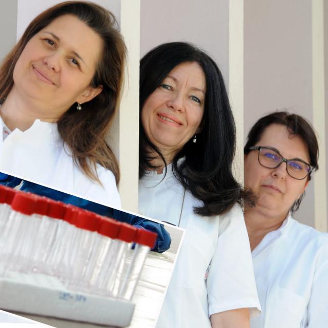 Dr. Irena Tabain, dr. Tatjana Vilibić-Čavlek, ing. Ljiljana Milašinčić