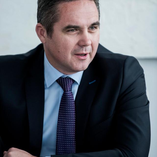 Marin Pucar, predsjednik uprave Podravke