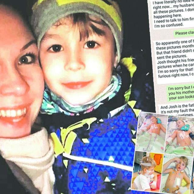 Od slavnih tražili šest milijuna kuna: Vojvotkinja od Yorka podijelila je apel za spas Lukasa, za kojeg je kampanja pokrenuta s  lažnim fotografijama. Nakon istrage Jutarnjeg sve je obrisano s interneta