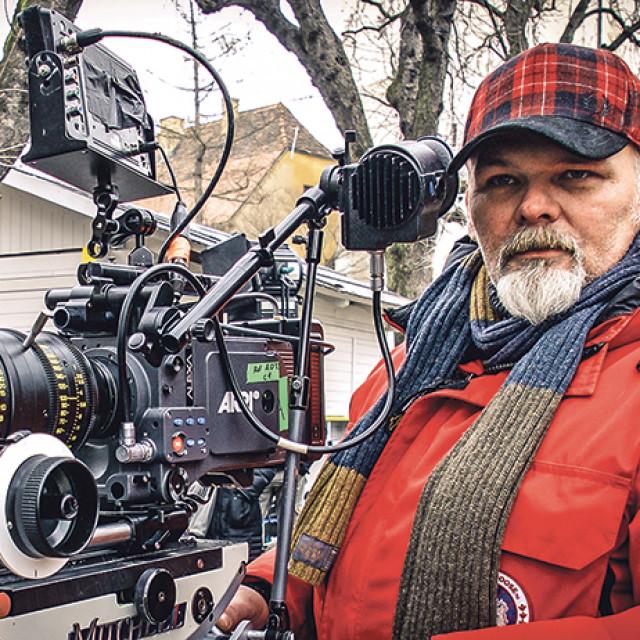 Predsjednik Hrvatske udruge filmskih snimatelja Mario Sablić profesor je na ADU u Zagrebu