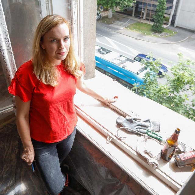 Marijeta Jakovac živi u Branimirovoj ulici pokraj Glavnog kolodvora i nije joj, kaže, svejedno što tim dijelom opet ide javni prijevoz