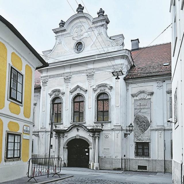 Oštećenja u baroknoj Palači Vojković-Oršić-Kulmer-Rauch su ozbiljna, svi su zidovi i svodovi napukli. Posebno je teška šteta na južnom krilu palače. Urušio se i dimnjak, koji je na tri mjesta probio krovište