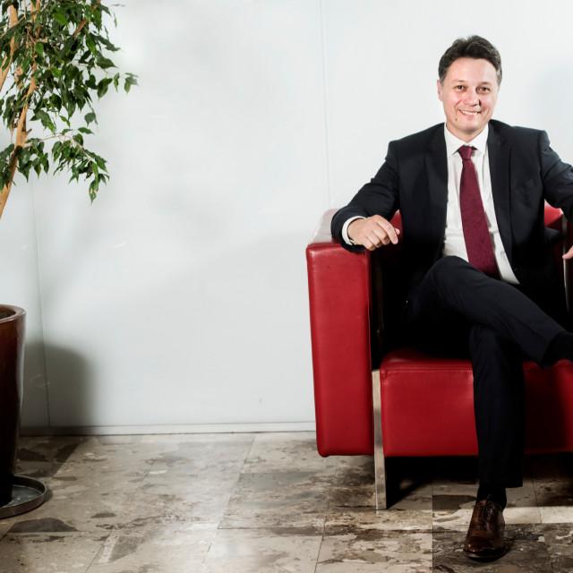 Slavko Ledić, novi predsjednik Uprave Kraša