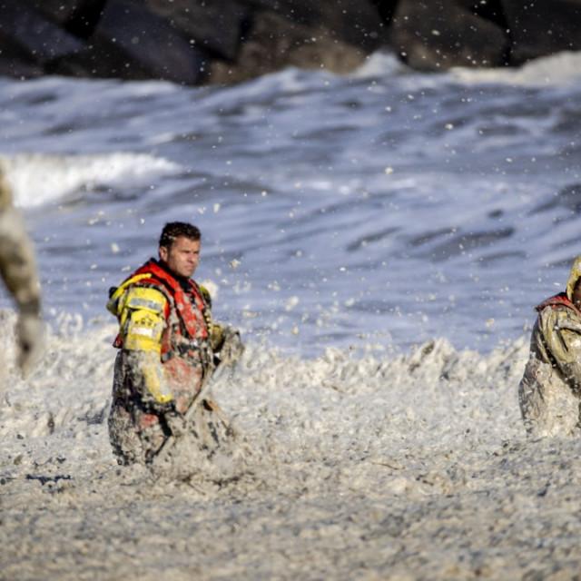 Akcija spašavanja u Scheveningenu