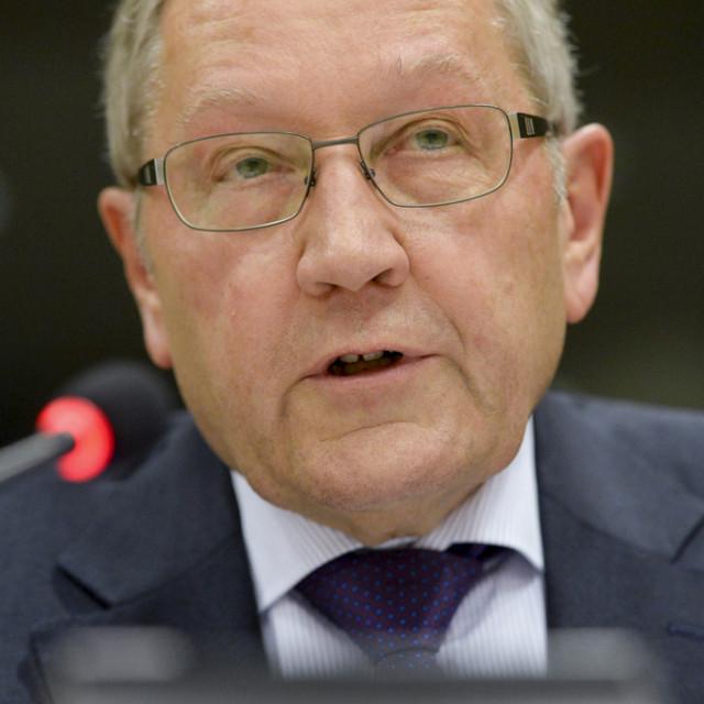 Klaus Regling, čelnik Europskog stabilizacijskog mehanizma
