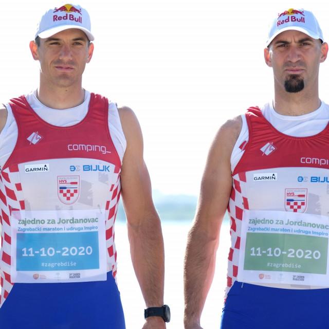 Braća Sinković pridružili su se još jednoj humanitarnoj akciji