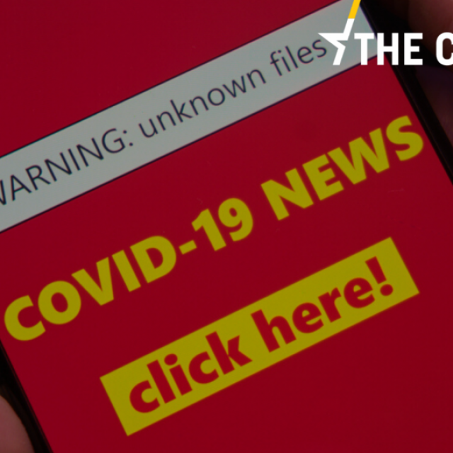 The declaration of a state of emergency in Romania due to COVID-19 brought with it a premiere in the country - the authorities started to close down news sites on the grounds that they were promoting false information related to the pandemic. [Clokair/Shutterstock]