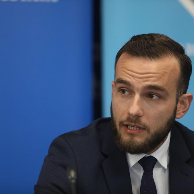 Josip Aladrović, ministar rada i mirovinskog sustava