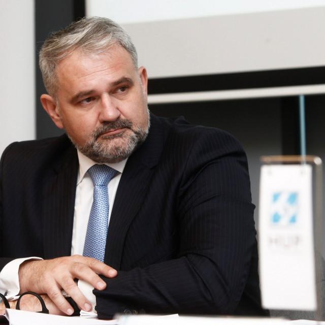 Davor Majetić, glavni direktor Hrvatske udruge poslodavaca
