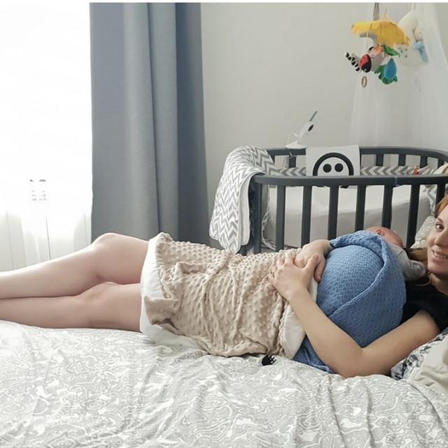 Nataša Janjić nosila je posebne grudnjake tijekom cijele prošle i sadašnje trudnoće