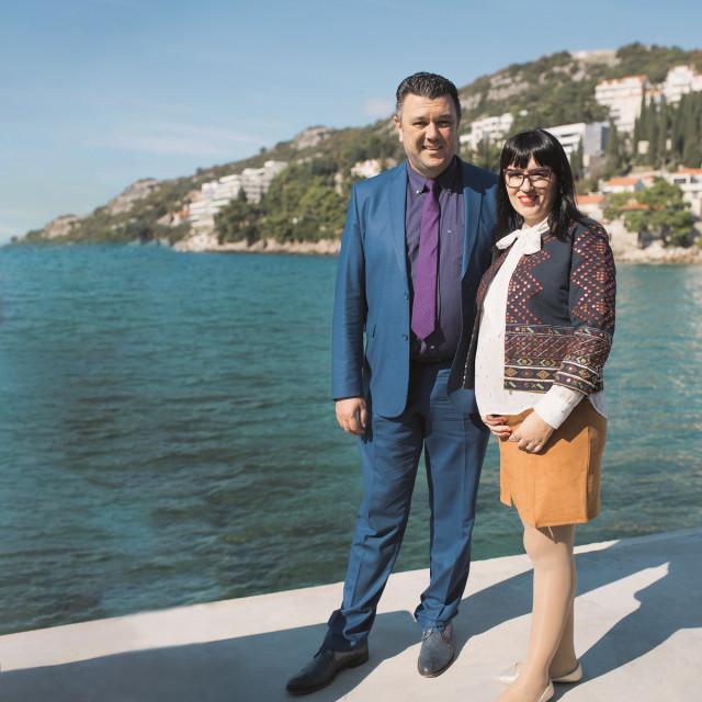Franjo i Katarina Toljanić 21. godišnjicu braka dočekali su u sretnom iščekivanju 12. djeteta.