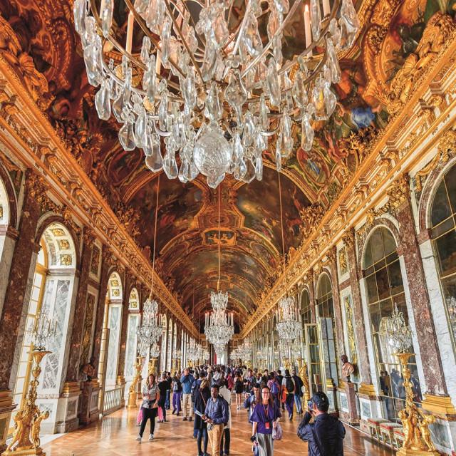 Tura Versaillesom ostavit će vas bez daha