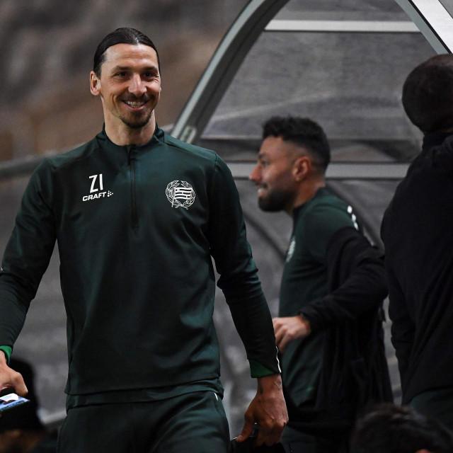 Zlatan Ibrahimović vratio se treninzima