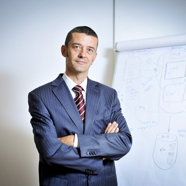 Dražen Oreščanin, Poslovna inteligencija