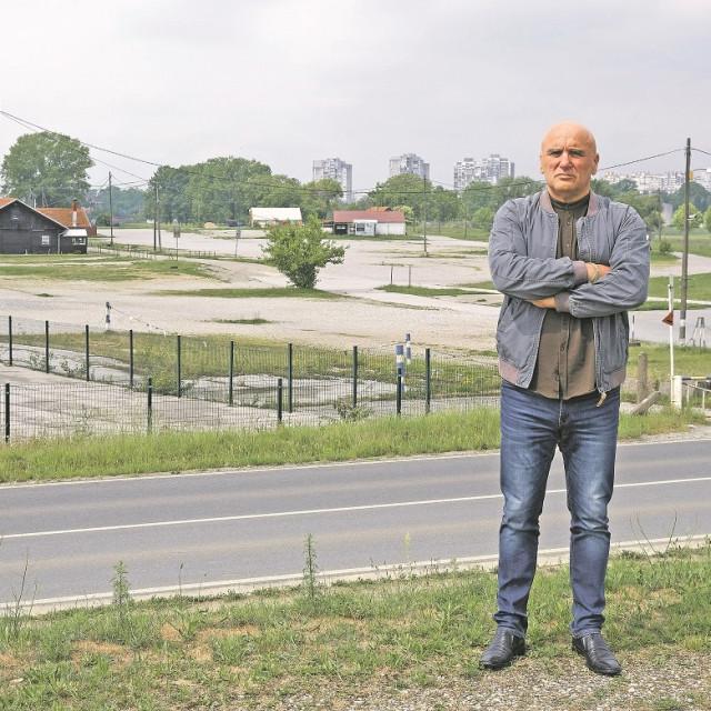 Miroslav Filipčić, izvršni direktor Sajma automobila Zagreb