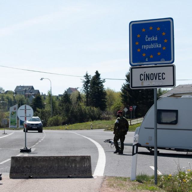 Granica u Češkoj