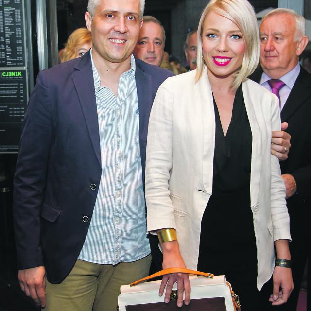 Igor Bobić i Damira Gregoret