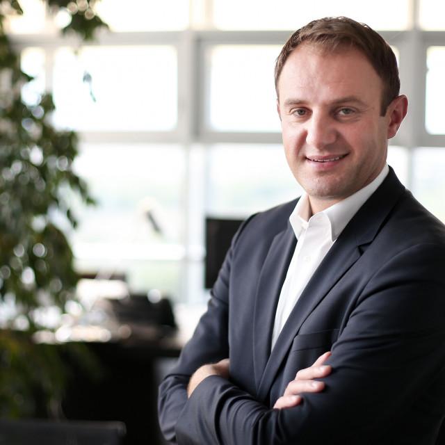 Zvonko Kolobara, generalni direktor za BAT Adria tržišta