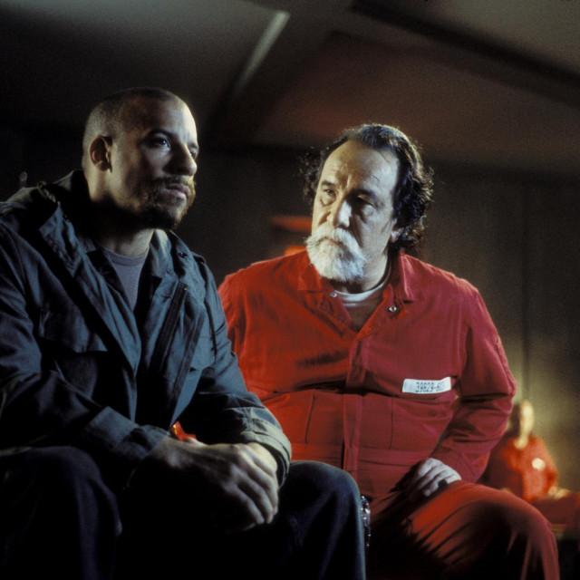 Geno Silva s Vinom Dieselom u filmu 'Kartel' iz 2003.