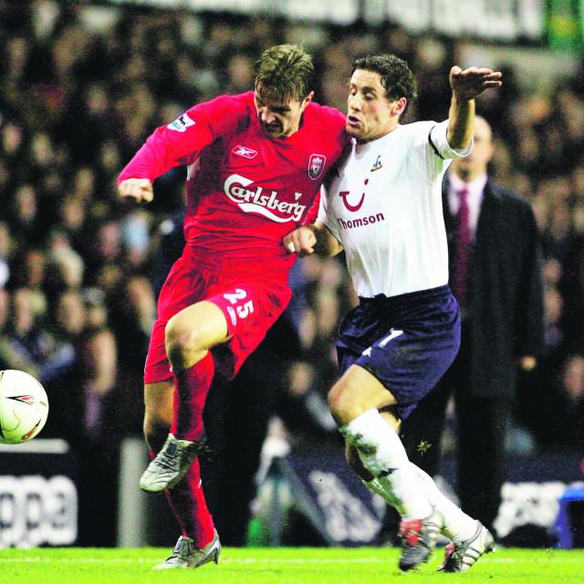 Igor Bišćan odigrao je više od stotinu utakmica za veliki Liverpool i naosvajao se trofeja