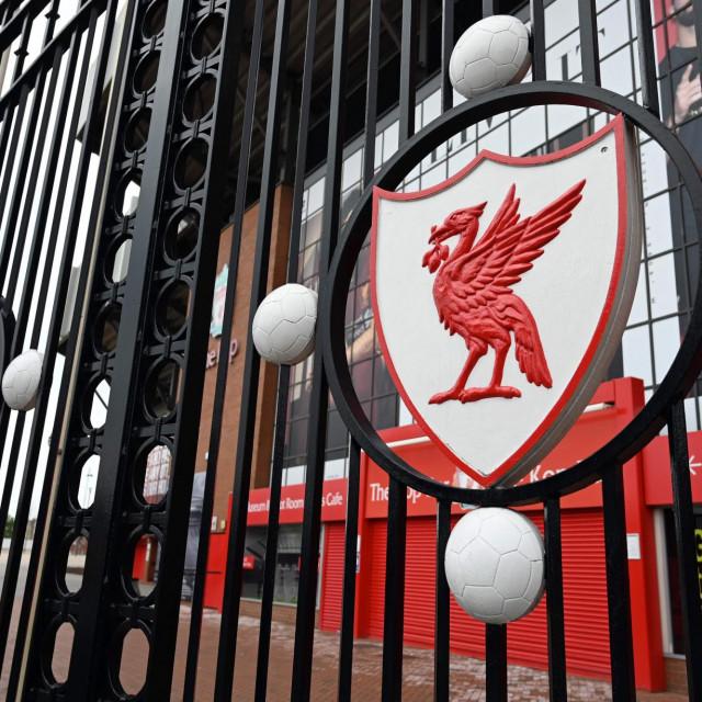 Zaključana vrata stadiona Anfield