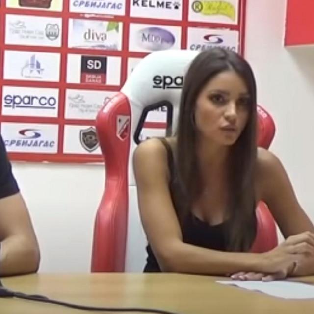 Trener i glasnogovornica Vojvodine