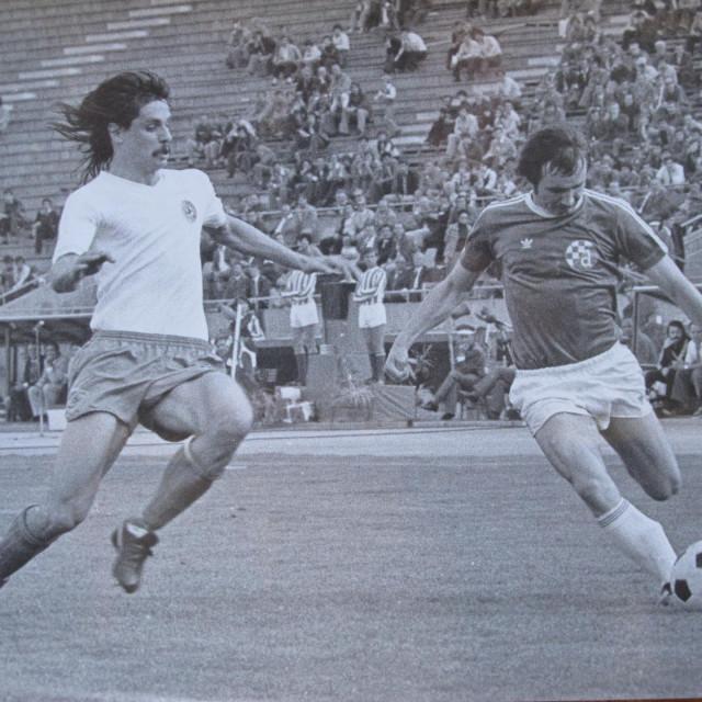 Luka Peruzović i Drago Vabec