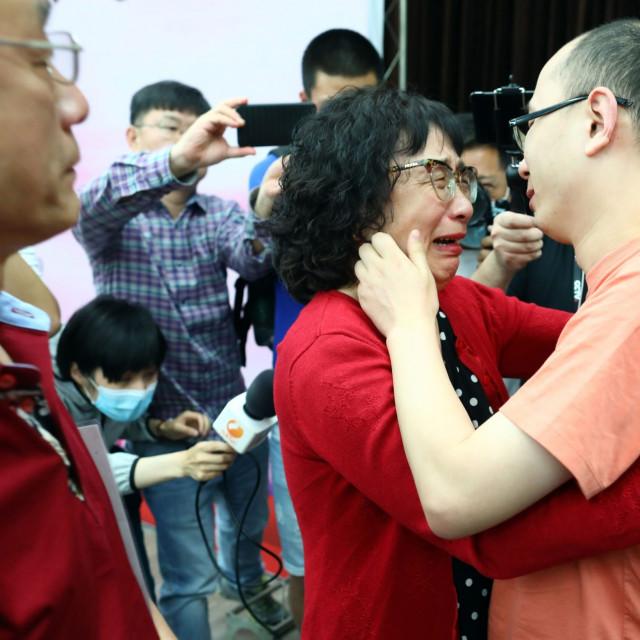 Maov prvi susret s majkom nakon 32 godine