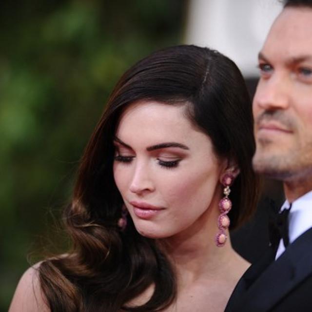 Megan Fox i David