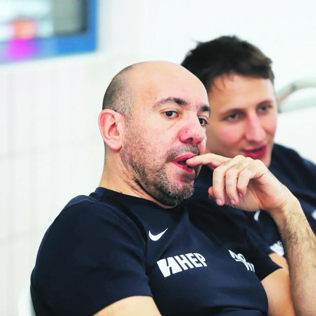 Ivica Tucak (lijevo)