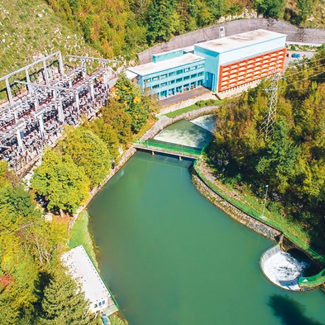 Hidroelektrana Gojak