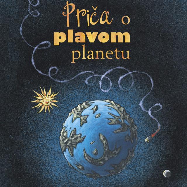 PRICA O PLAVOM PLANETU naslovnica